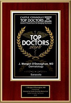 Dr. J. Morgan O'Donoghue is recognized among Castle Connolly's Top Doctors®