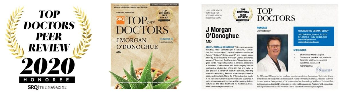 SRQ Magazine's Top Doctors!